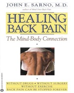 An image of Healing Back Pain Cover